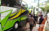 Tuntut Kenaikan Gaji, Massa Perhutani Rembang Berdemo di Jakarta
