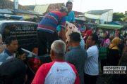 Diduga Sakit, Buruh Pengupas Jagung Meninggal di Pasar Lasem