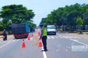 Ditabrak Lalu Terseret Truk, Siswi SMA di Rembang Tewas