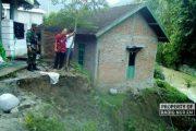 Tebing Longsor di Rembang, 3 Rumah di Sluke Terancam