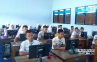 56 Siswa SMK N 2 Rembang Ngungsi Ujian di Demak