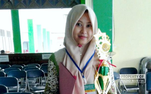 Gadis Asal Rembang Akan Wakili Indonesia Lomba MHQ Internasional di Iran