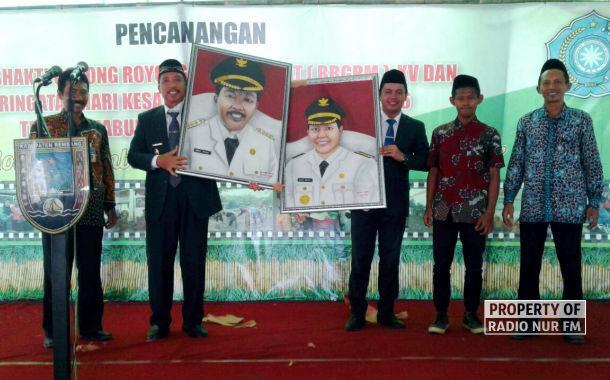 BBGRM dan HKG Dicanangkan, Babadan Kaliori Dipilih Jadi Lokasi Strategis