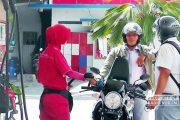 BBM Jenis Premium Kian Langka di Rembang