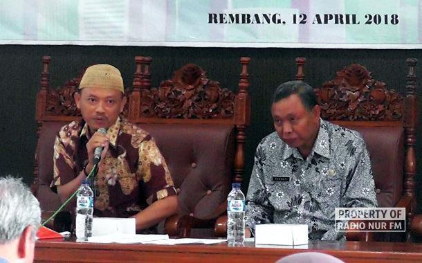 Bahas Raperda RTRW Jateng, Sekda Rembang Singgung Jalur Transportasi