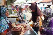 Sidak Boraks dan Formalin di Pasar Pamotan, Hasil Nihil