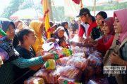 Tegaskan Stok Aman Jelang Ramadhan, Dinas Peternakan Jateng Gelar Pasar Murah di Rembang