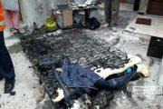 Saat Kebakaran Kamar Rumah di Rembang Sempat Buat Heboh di Jam Kerja