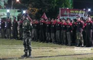 Pembaretan Banser di Rembang, 1.884 Personil Terlibat