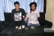 Simpan Sabu dan Ganja dalam Bungkus Rokok, Dua Pemuda di Rembang Dicokok Polisi