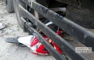 Kesekian Kalinya, Pengendara Motor Tewas Usai Tabrak Truk Parkir