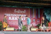 Rembang Lolos Babak Final Festival Pertunjukkan Rakyat