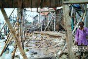 Terparah Sejak Empat Tahun Terakhir, Abrasi di Sarang Rusak Sejumlah Rumah