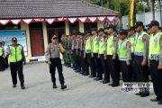 Ratusan Personil Kepolisian Disiagakan Amankan Pilgub Jateng 2018