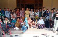 Datangi Rumdin Bupati, Penyandang Disabilitas di Rembang Ingin Dirangkul Pemerintah