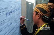 Di Rembang, Ganjar Pranowo - Taj Yasin Unggul 68 Persen