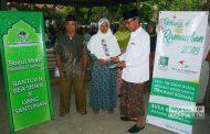Tasarof Zakat, LKNU Rembang Sasar 100 Warga Pinggiran Kota