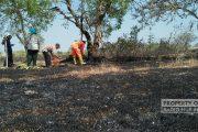 Hitungan Menit, Kebakaran Hanguskan Lahan Tebu 2 Hektare di Rembang