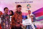 Sarinten, Emak-Emak dari Rembang Jawara PPKBD Nasional