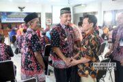Jelang Pensiun, ASN di Rembang Dapat Wejangan dari Bupati