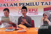 Hingga Sore Ini, Baru Ada 7 Parpol Daftarkan Caleg di KPU Rembang