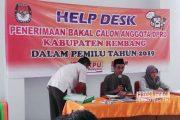 PSI, Jadi Partai Bontot Pendaftar Bacaleg di KPU Rembang