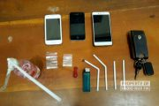 4 Orang Pengguna Sabu Asal Pati Ditangkap di Rembang