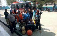 10 ABK Asal Rembang Selamat dari Insiden Kapal Tenggelam