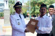 Momen Kemerdekaan, 46 Tahanan Dapat Remisi Hukuman
