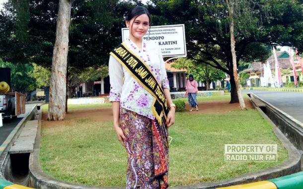 Si Cantik Bela, Penyandang 3 Gelar Perempuan di Rembang