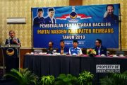 Giliran Partai Nasdem Rembang Ajukan Permohonan Sengketa