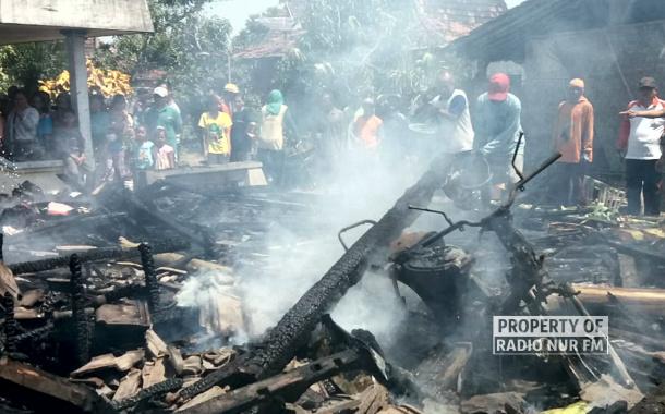 Sehari Dua Insiden Kebakaran, Seekor Sapi Tewas Terpanggang