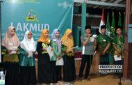 Perkuat Militansi, PC IPNU IPPNU Rembang Adakan Lakmud