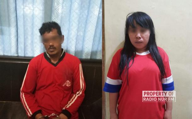 Polisi Bekuk Pengguna Sekaligus Pengedar Narkoba di Rembang