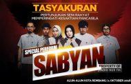 Sabyan Bakal Konser di Rembang Awal Pekan Depan, Penonton Dilarang Bawa Atribut Parpol