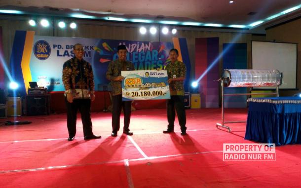 Sumbang Deviden Rp 49 Milyar, BKK Lasem Buktikan Jadi BUMD Paling Sehat di Rembang