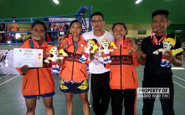Sempat Kecewa Keputusan Juri, Muay Thai Rembang Harus Berpuas Angkat 4 Medali Porprov