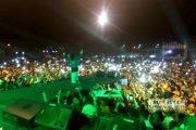 Tasyakuran Kesaktian Pancasila, Sabyan 'Pecahkan' Rembang