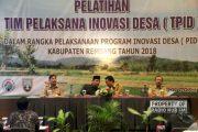 Pemkab Rembang Gelar Pelatihan Inovasi Desa, Ini Targetnya
