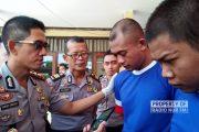 Menyasar Kaum Hawa, Dua Orang Jambret Diringkus Polisi