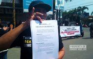 Aksi Dukung Pemindahan Pasar Rembang Seketika Dapat Penolakan dari Pedagang