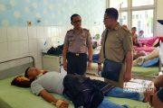 Hadang dan Aniaya Sopir Truk, Terduga Kelainan Jiwa Diamankan Polisi
