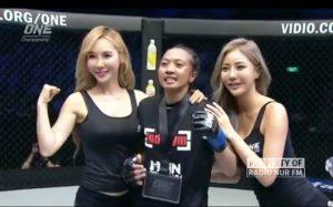 Muay Thai Rembang di Ajang MMA One - Berita Rembang