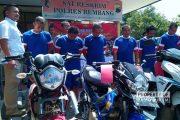 Tak Kapok, Residivis Asal Rembang Diringkus Polisi Karena Curi Motor 'Lagi'