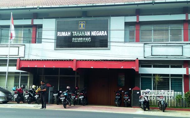 Gantung Diri, Tahanan Titipan Rutan Rembang Dilarikan ke RSUD