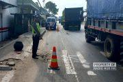 Pejalan Kaki Tewas Ditabrak Truk di Pantura Kragan
