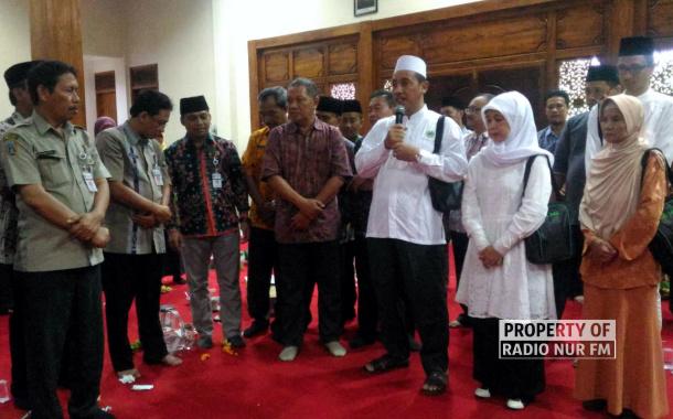 Para Penghafal Al-Qur'an di Rembang Diajak Berangkat Umroh Bersama Bupati