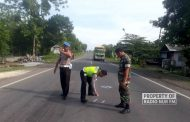 Anggota Polsek Sulang Tewas dalam Kecelakaan Antar Sepeda Motor