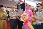 Kapolda Resmikan Hunian Murah Khusus Anggota Polisi di Rembang