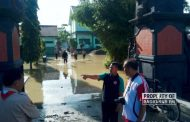 Tergenang Banjir, Ujian Praktik Siswa SMP 2 Lasem Diundur
